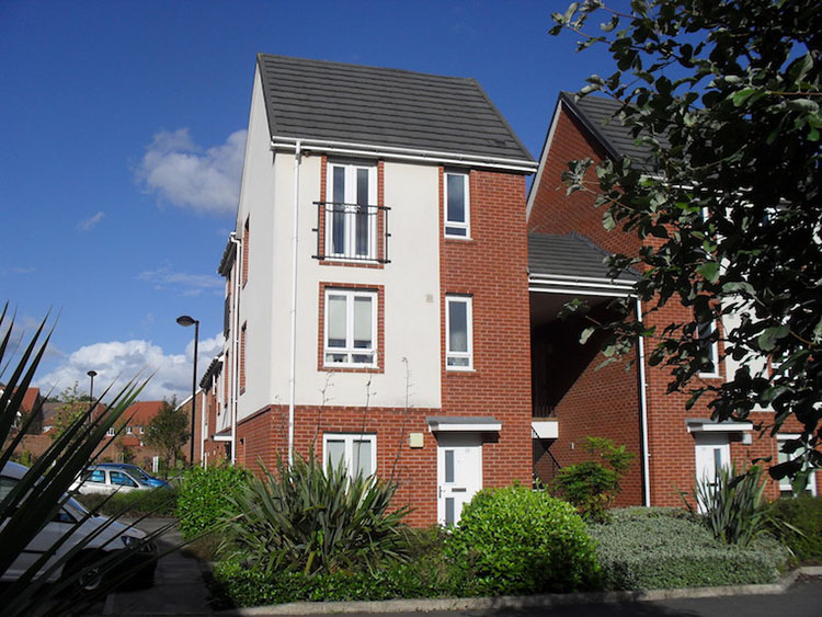Apartment in Buckshaw Village