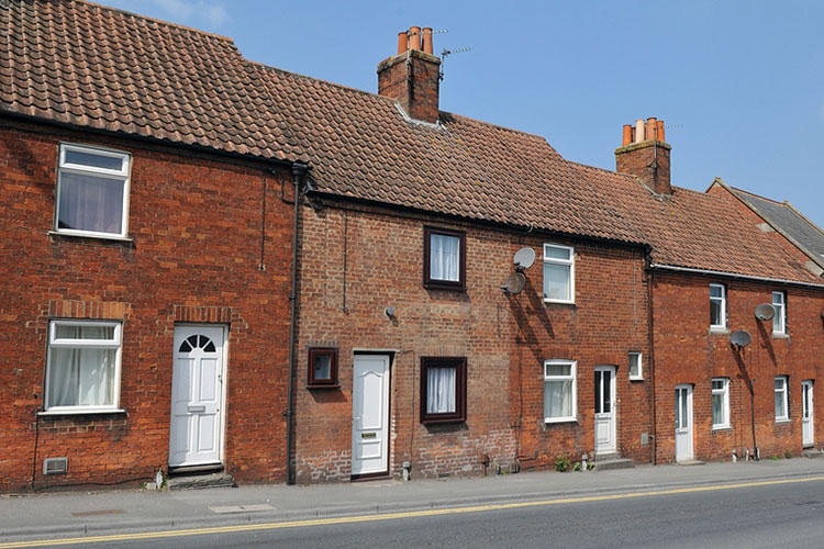 brick house in Frizington