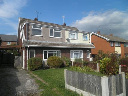Semi Detached House in Wrexham UK