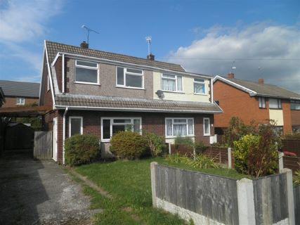 Semi Detached House in Wrexham UK