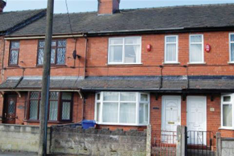 average condition house in Stoke Staffordshire
