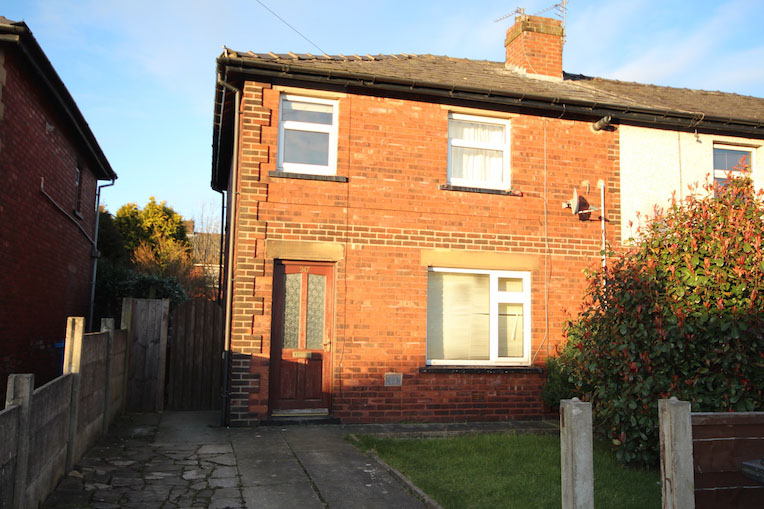 Semi Detached House in Birmingham England