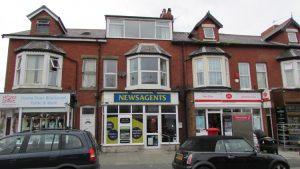 shops Blackpool Fylde and Wyre EDC UK