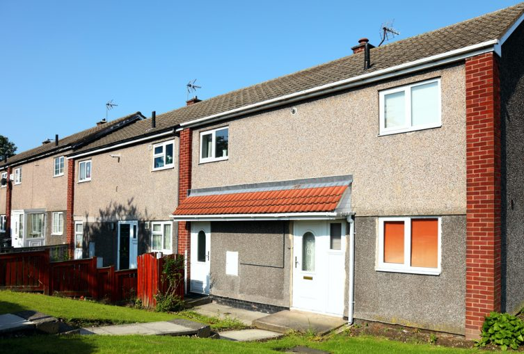 End of terrace house in Comber Northern Ireland purchased by 365 Property Buyer